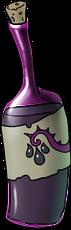 Bottle of Blackwine