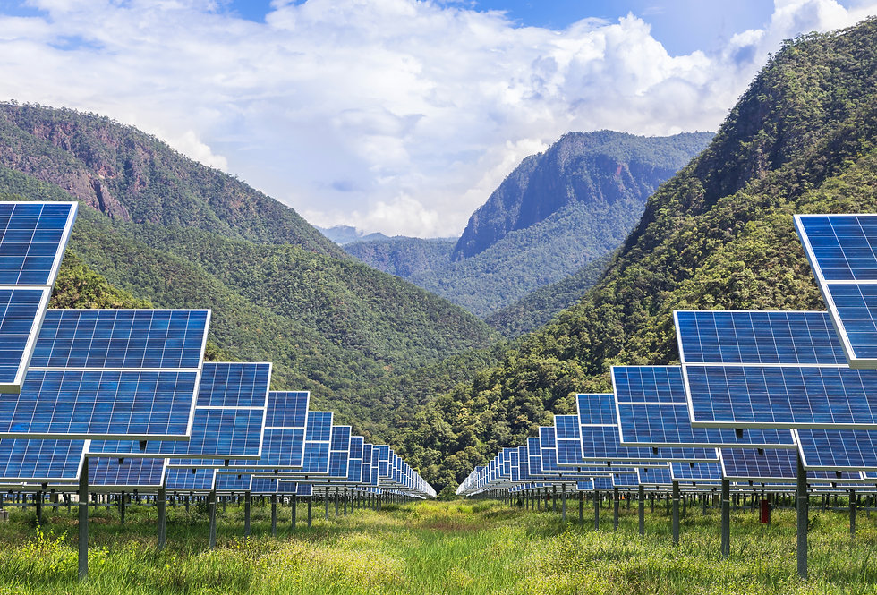 field of photovoltaics in solar power st