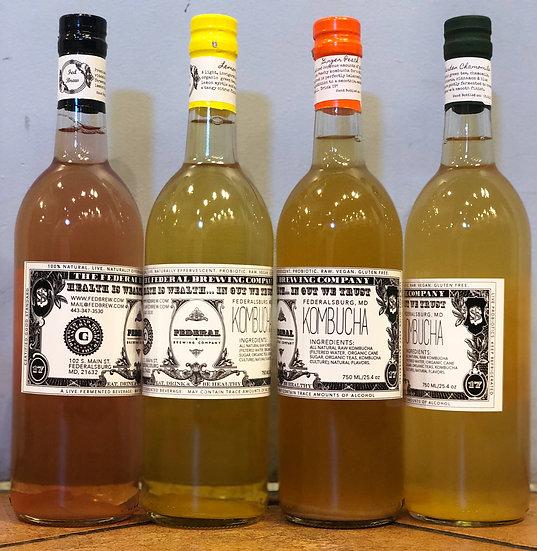 Federal Brewing Kombucha