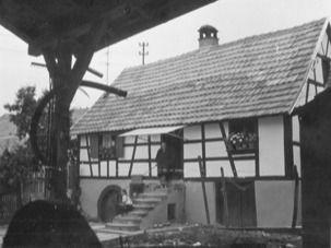 The Heyerhaus, Alsace