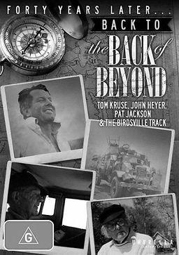 John Izzard's 1997 documentary, Back to The Back of Beyond
