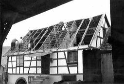 Renovating the Heyerhaus