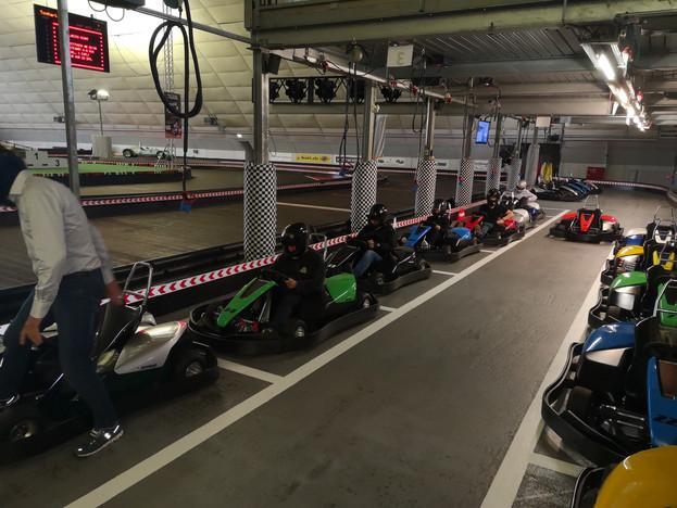 Go-Kart as Team Event II