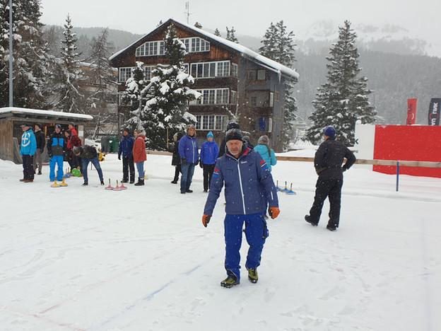 "Christmas Event 2019 - ""Bavarian Curling"""