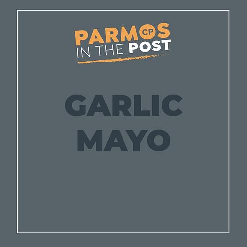 Garlic Mayonnaise 4oz tub