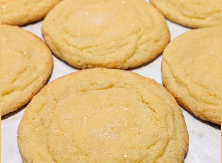 Tangy Lemon Cookies
