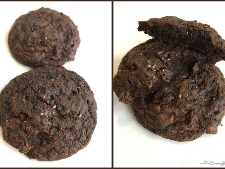 Super Chocolate Cookies...Three Ways
