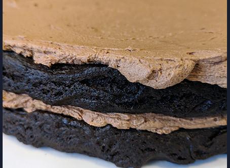Vegan Gluten-Free Chocolate Layer Cake
