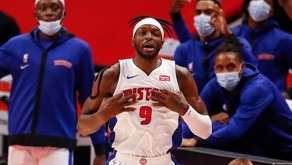 Lakers vs Pistons Preview, Jerami Grant is Unreal! #SAVEAMC