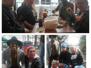 'Homeless in the City' w/ Joanne, Vivian, Gary (11)