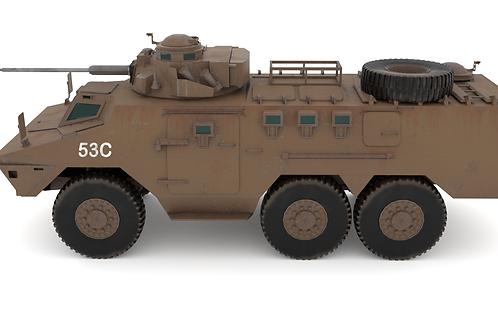 Ratel-20 (3D Model)