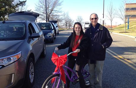Donating Bike
