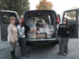 Thanksgiving Basket Drive 4