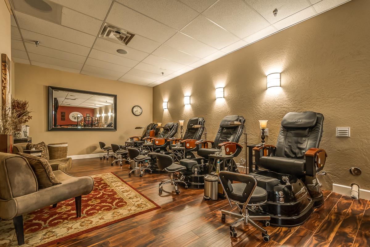 Avalon Spa Pedicure Chairs