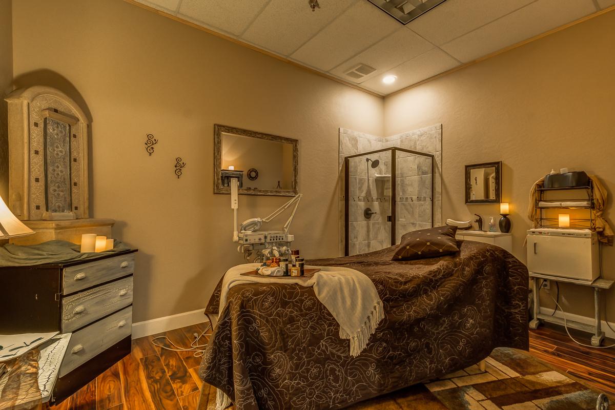 Avalon Spa Facial Room