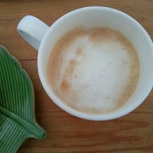 Goat's Milk Coffee