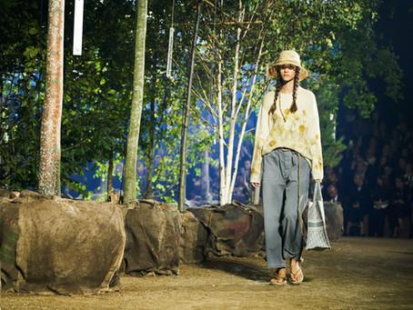 Dior abrió la última Semana de la Moda