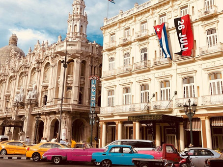Cuba, un destino con mucho color