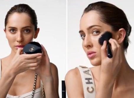Teddy: La nueva modelo de la campaña de belleza de Chanel