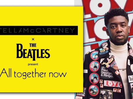 Una colección inspirada en Los Beatles