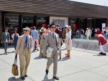 El primer evento del 2020: Pitti Uomo no. 97