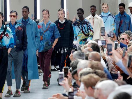 Los destacados de la Semana de la Moda masculina de París