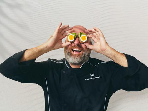Walter Martino: Más que un chef, un artista