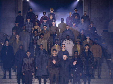 Moda masculina en Milán