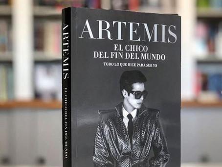 Santiago Artemis, de Ushuaia al mundo