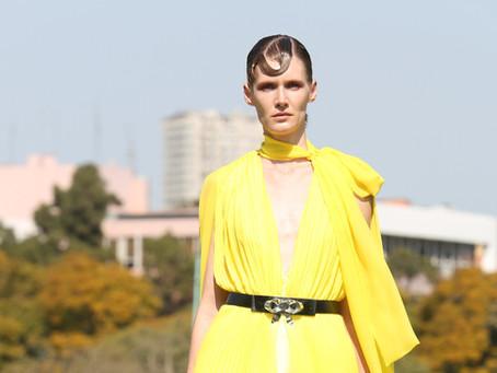 Fabián Zitta: De la medicina a la moda hay ¿un sólo paso..?