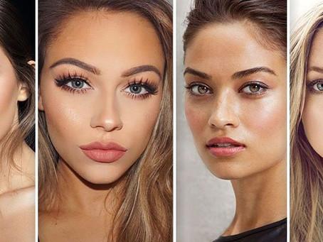 Natural make up Primavera 2018