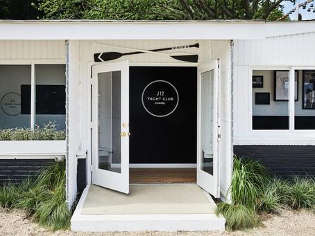 Chanel abrió un lujoso club de yates
