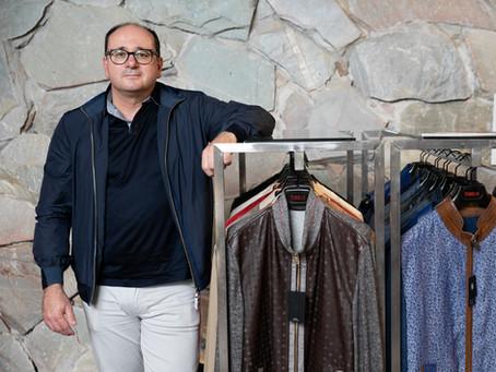 Josep María Serra, el reconocido diseñador de Torras.