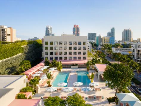 El nuevo hotel art deco de Miami beach: The Goodtime Hotel
