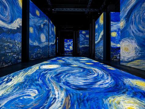 Arte de Van Gogh: de Amazon a la realidad