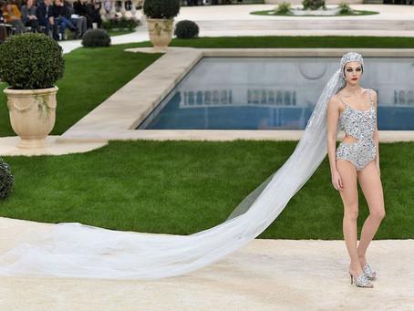 Chanel es Alta Costura en París