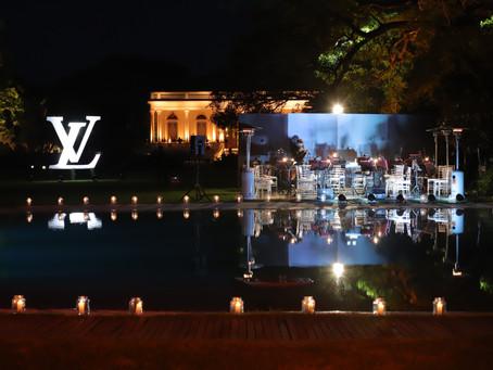 Louis Vuitton aterrizó en Buenos Aires
