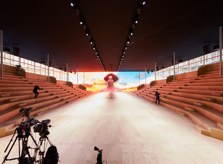 Louis Vuitton retoma el hilo de su propia historia