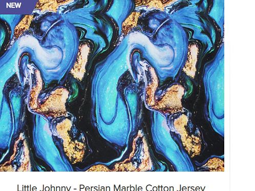 Little Johnny Persian Marble