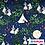 Thumbnail: Blåbær Dyp BlåMummi fast stoff