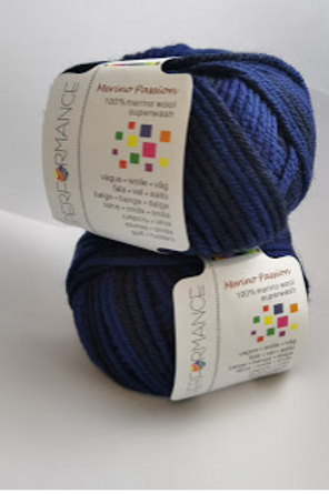 Merino Passion -  - Blue mellert