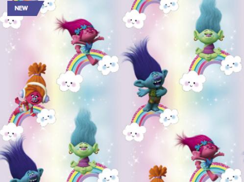 Littel Johnny -Trolls pop Rainbow