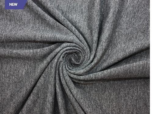 PLain Cotton Marl Jersey