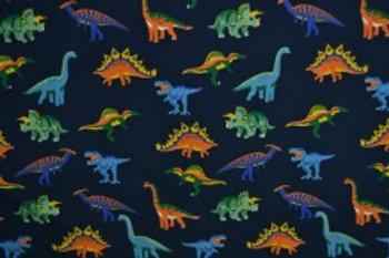 Jersey  dinosaur print