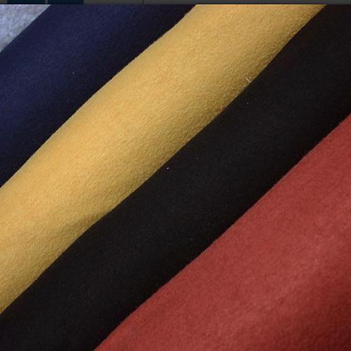 Melange Knit Winter Jersey