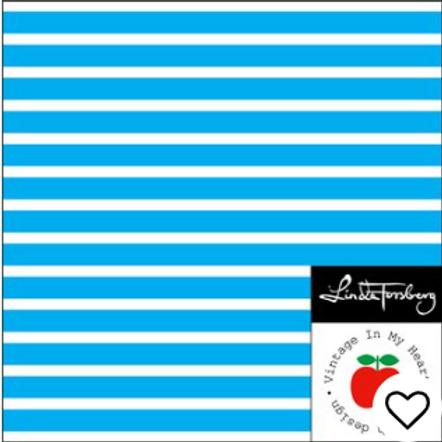 stripet Blå Jersey