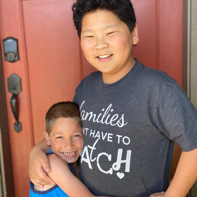 family adoption second chance child