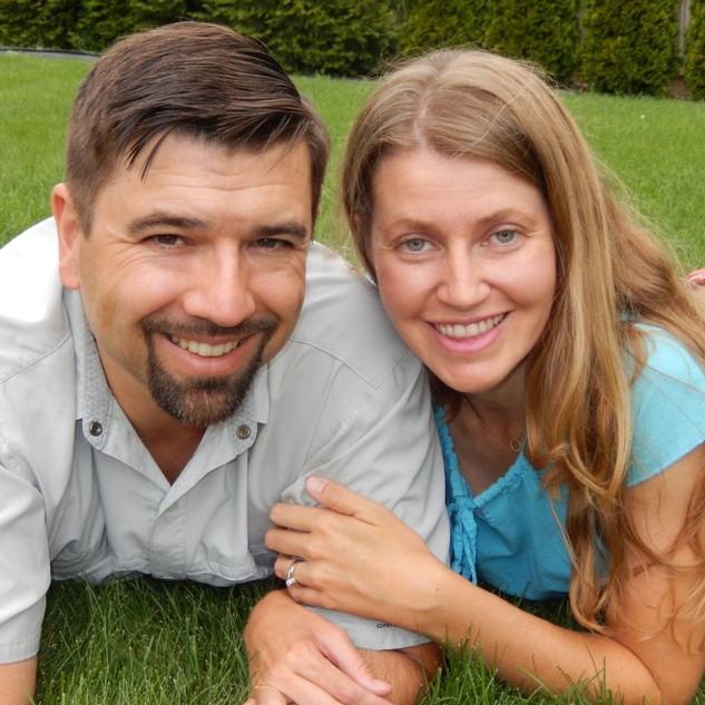 Trevor and Kayla