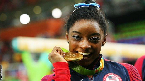 Black History Month Adoption Stories: Simone Biles