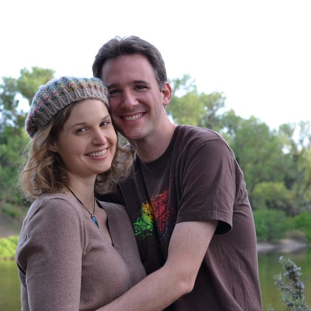 Adam and Jocelyn